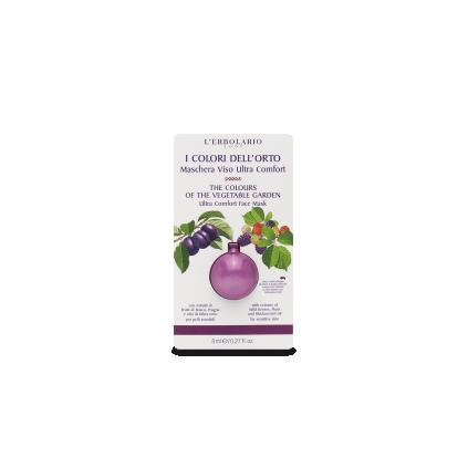 Colores del Huerto Violeta Kit Cara: Agua Micelar + Mascarilla + Crema Cara