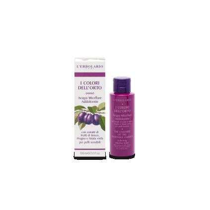 Colores del Huerto Violeta Agua Micelar Delicada, 100 ml