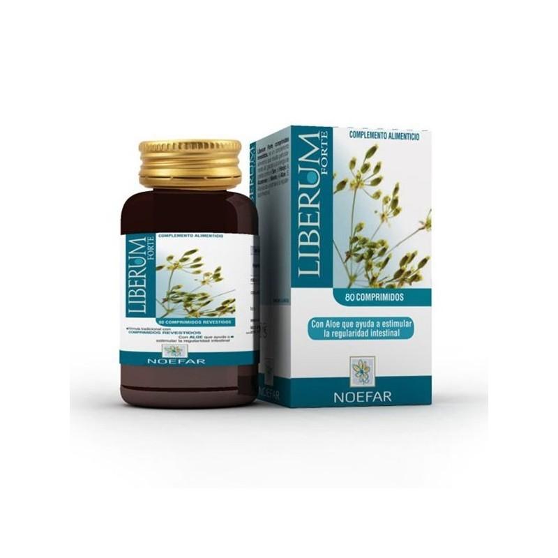 Liberum Forte (Regularidad Intestinal),  80 Comprimidos