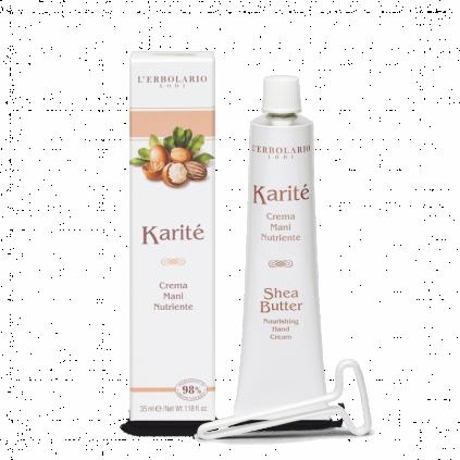 Karité Crema Manos Nutritiva