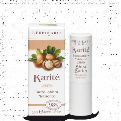 Karité Manteca de Labios Nutritiva