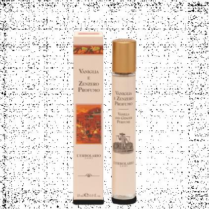 VAINILLA Y JENGIBRE AGUA DE PERFUME, 15 ml