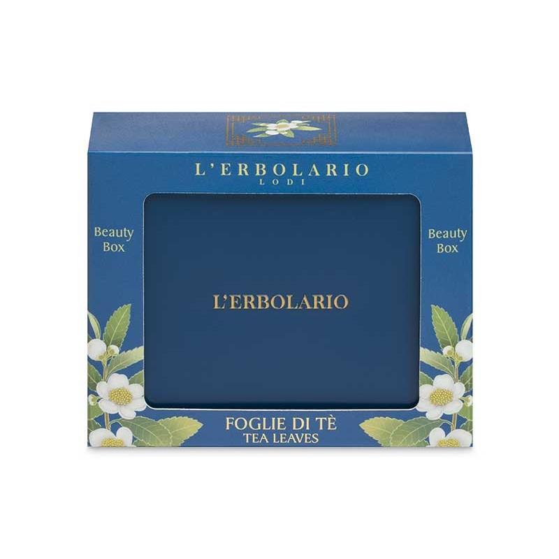 Hojas de Té Box (Gel Baño 75 ml y Crema Cuerpo 75 ml)