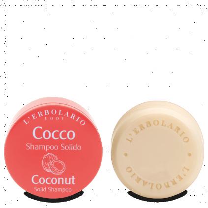 Coco Champú Sólido, 60 g