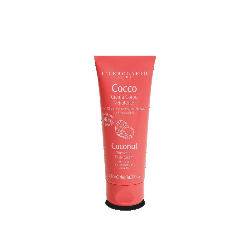 Coco Crema de Cuerpo, 100 ml