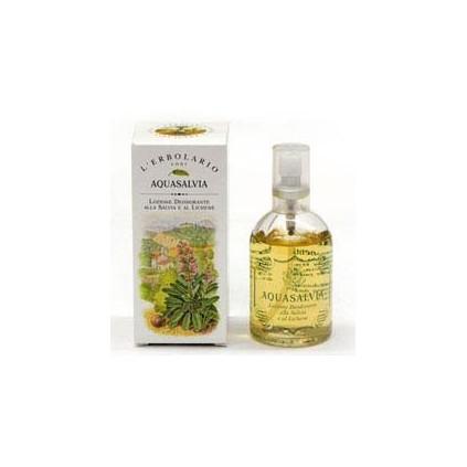 Desodorante Agua Salvia, 100ml