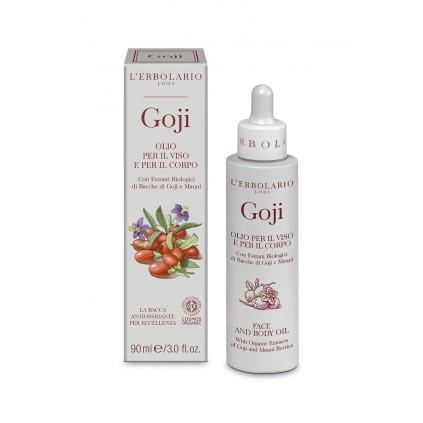 Goji Aceite Cara y Cuerpo, 90ml