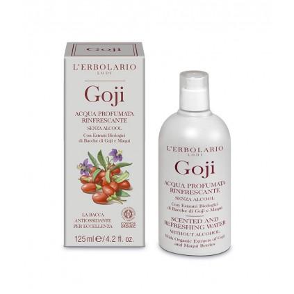 Goji Agua Perfumada Refrescante, 125ml