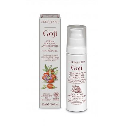 Goji Crema Cara Antioxidante, 50ml