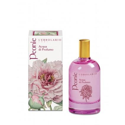 Peonias Agua de Perfume, 50ml