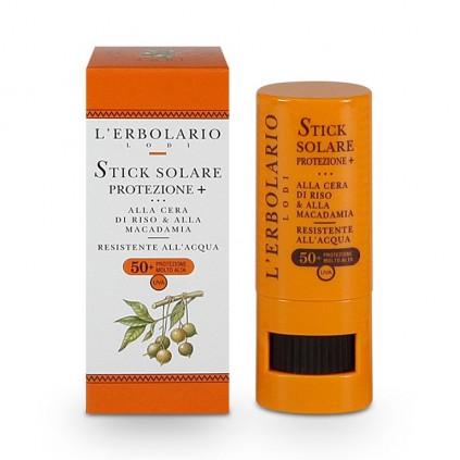 Solar Stick Cara Protección SPF 50+, 8ml