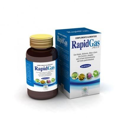 Rapidgas Plus (Meteorismos), 50 Cápsulas