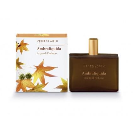 Ambraliquida  Agua de Perfume, 50ml