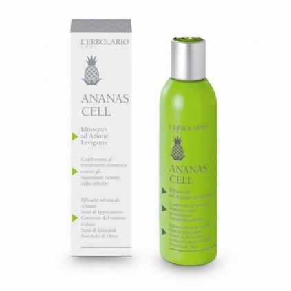 Ananas Cell Hydroscrub con Efecto Suavizante, 200ml