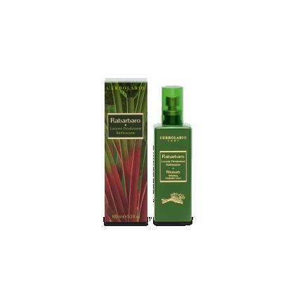 RUIBARBO LOCIÓN DESODORANTE, 100 ML