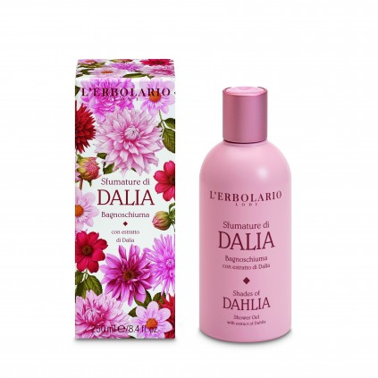MATICES DE DALIA, GEL DE BAÑO, 250 ML